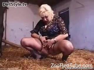 Granny Zoo Sex
